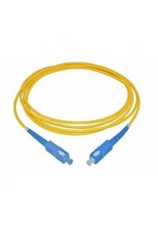 Cordão Óptico Sc/upc-Sc/upc Simplex Monomodo 3.0mm 3 M