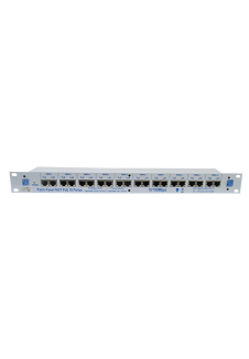 Patch Panel Fast PoE 10 portas